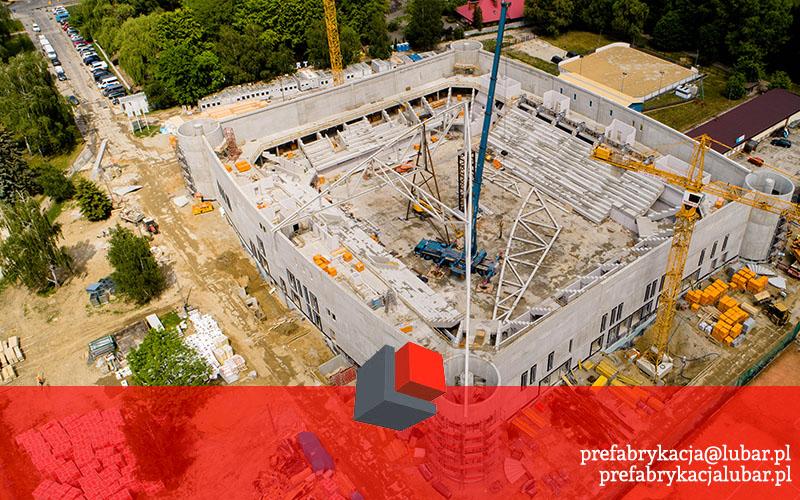 Prefabrykaty betonowe - Tarnów, Kraków