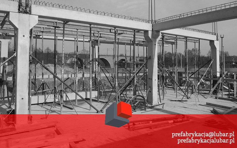 Prefabrykaty żelbetowe - Warszawa