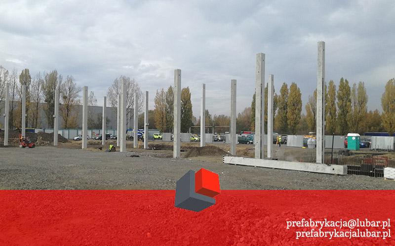 Prefabrykaty betonowe - Gliwice