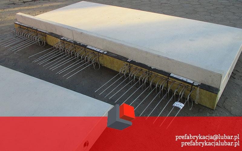 Betonowe balkony prefabrykowane - Wrocław