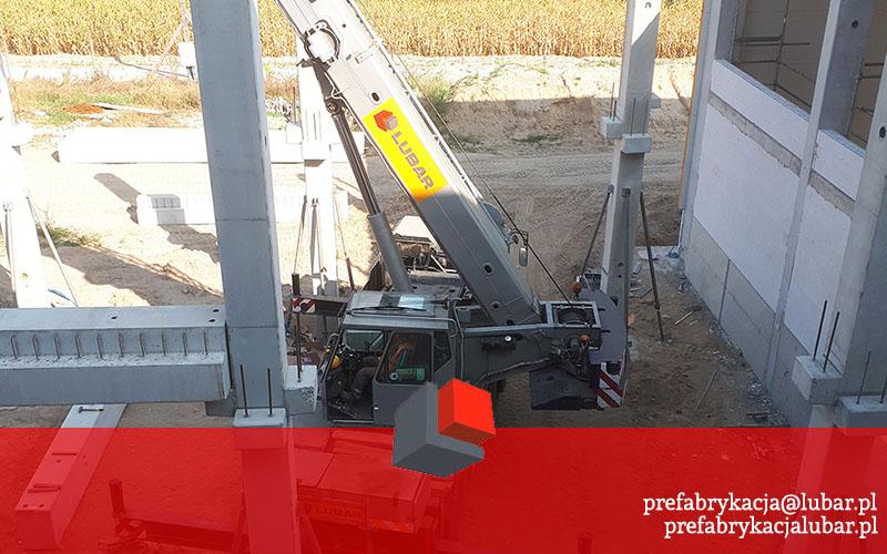Prefabrykaty betonowe - Łódź