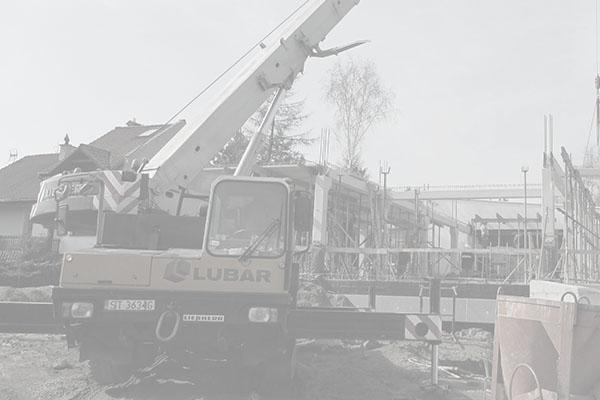 Historia firmy Lubar Prefabrykacja