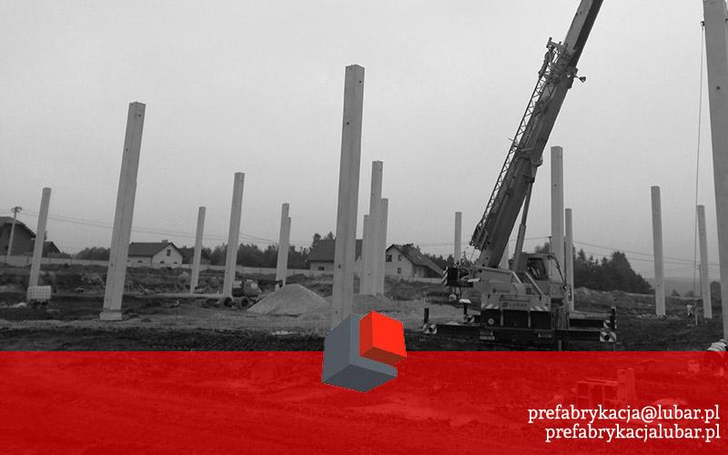 Prefabrykaty betonowe - Myszków