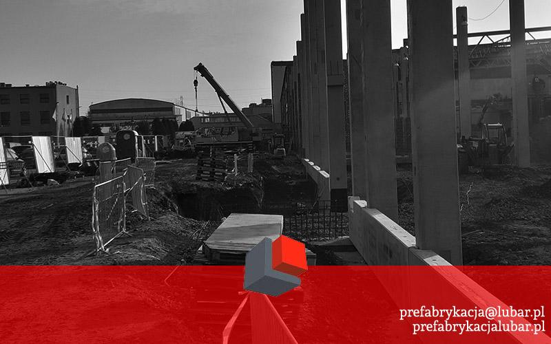 Poznań - prefabrykaty betonowe