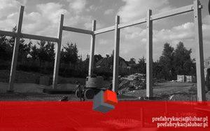 Betonowe prefabrykaty - Czechy